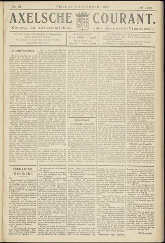 Axelsche Courant 1928-11-02