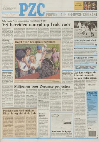 Provinciale Zeeuwse Courant 1996-09-12