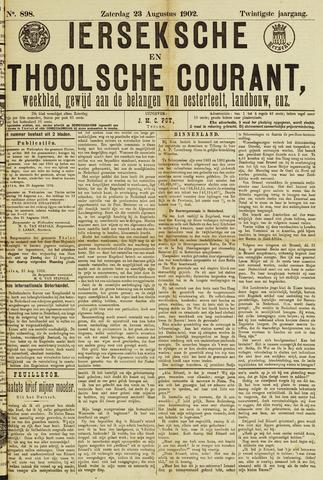 Ierseksche en Thoolsche Courant 1902-08-23