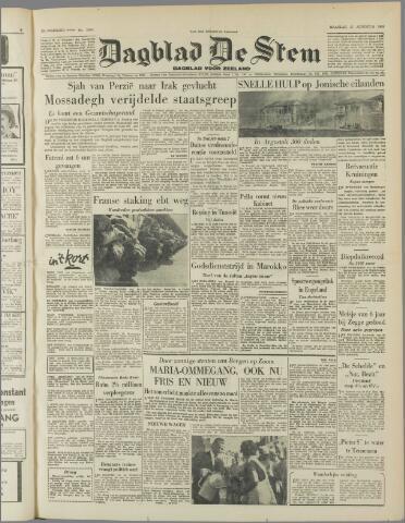 de Stem 1953-08-17