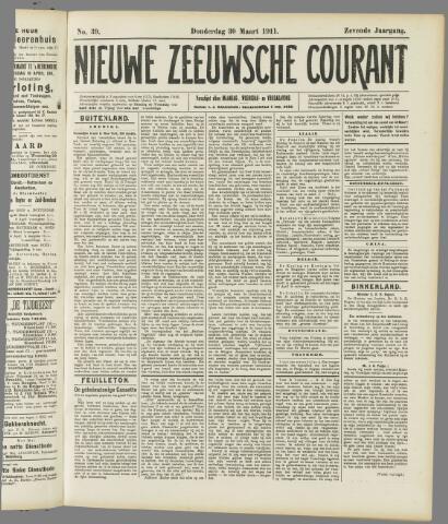 Nieuwe Zeeuwsche Courant 1911-03-30