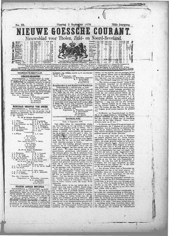 Nieuwe Goessche Courant 1876-09-05