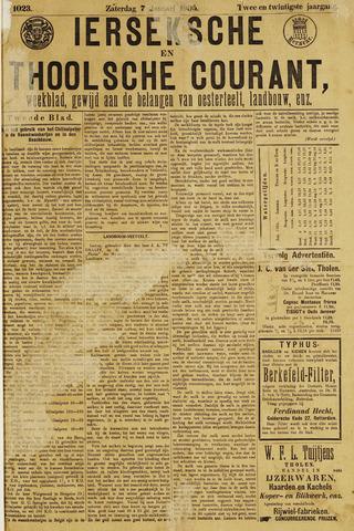 Ierseksche en Thoolsche Courant 1905