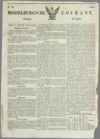 Middelburgsche Courant 1865-04-10