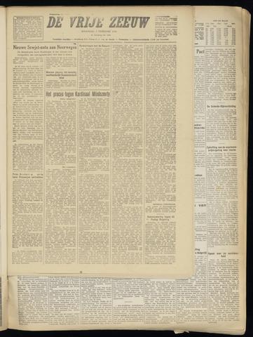 de Vrije Zeeuw 1949-02-07