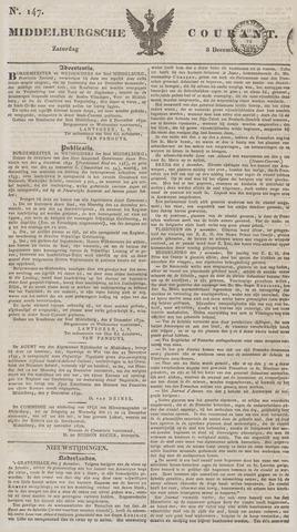 Middelburgsche Courant 1832-12-08