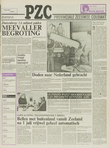 Provinciale Zeeuwse Courant 1977-04-02