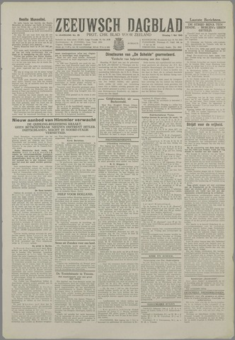 Zeeuwsch Dagblad 1945-05-01