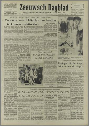 Zeeuwsch Dagblad 1957-05-23