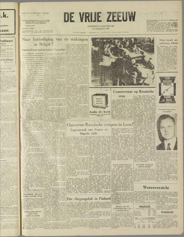de Vrije Zeeuw 1961-01-11