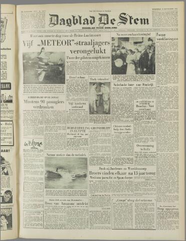 de Stem 1952-09-10