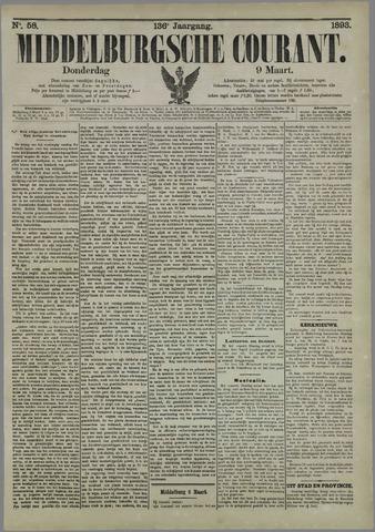 Middelburgsche Courant 1893-03-09