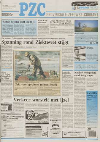 Provinciale Zeeuwse Courant 1996-02-03