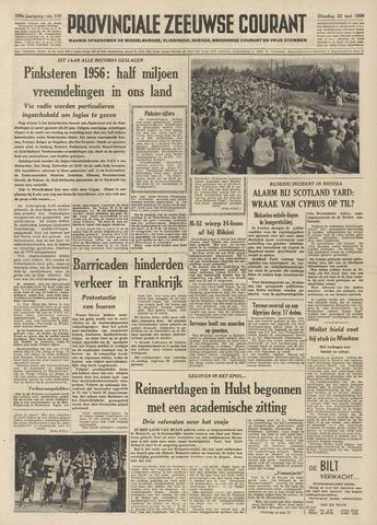 Provinciale Zeeuwse Courant 1956-05-22