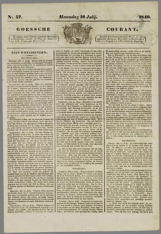 Goessche Courant 1849-07-16