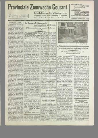 Provinciale Zeeuwse Courant 1940-08-26