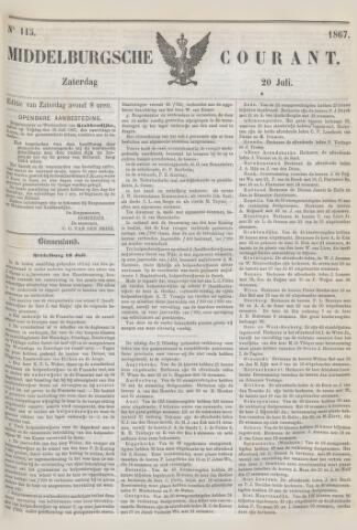 Middelburgsche Courant 1867-07-20