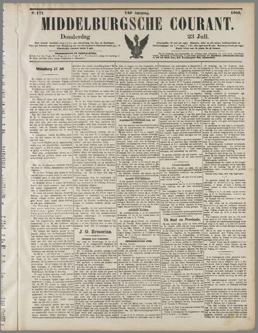 Middelburgsche Courant 1903-07-23