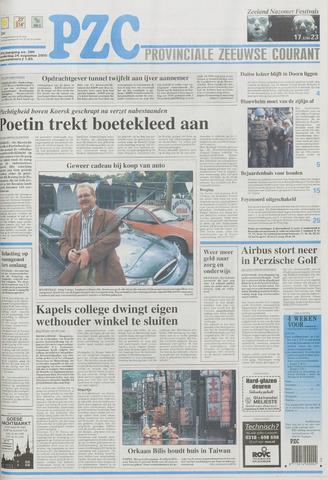 Provinciale Zeeuwse Courant 2000-08-24