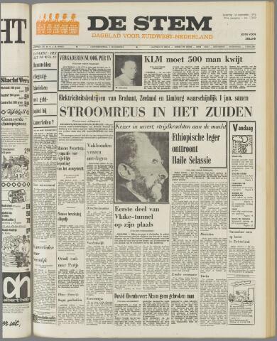 de Stem 1974-09-14