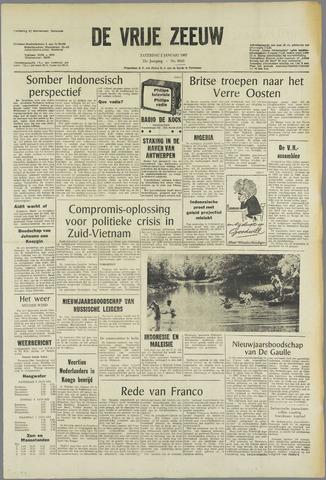 de Vrije Zeeuw 1965