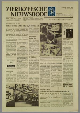 Zierikzeesche Nieuwsbode 1972-02-25
