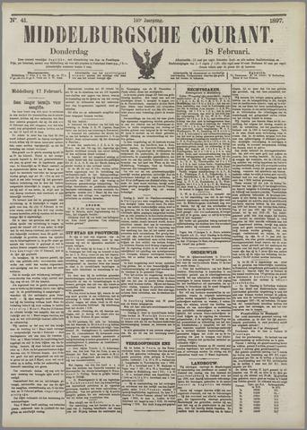 Middelburgsche Courant 1897-02-18