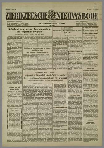 Zierikzeesche Nieuwsbode 1958-07-14