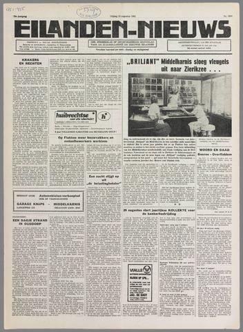Eilanden-nieuws. Christelijk streekblad op gereformeerde grondslag 1980-08-22