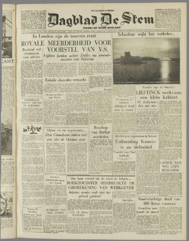 de Stem 1956-08-22