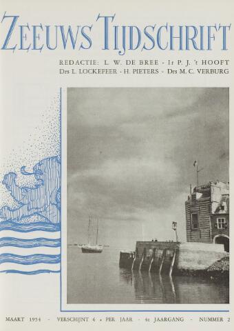 Zeeuws Tijdschrift 1954-03-01