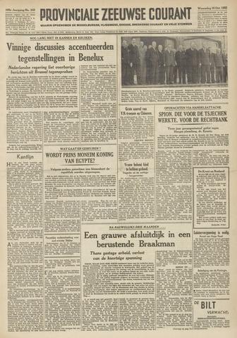 Provinciale Zeeuwse Courant 1952-10-15