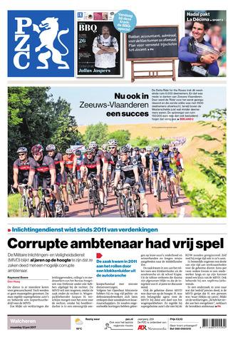 Provinciale Zeeuwse Courant 2017-06-12