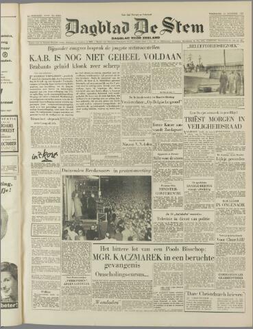 de Stem 1953-10-14
