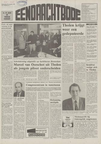 Eendrachtbode (1945-heden)/Mededeelingenblad voor het eiland Tholen (1944/45) 1989-11-30