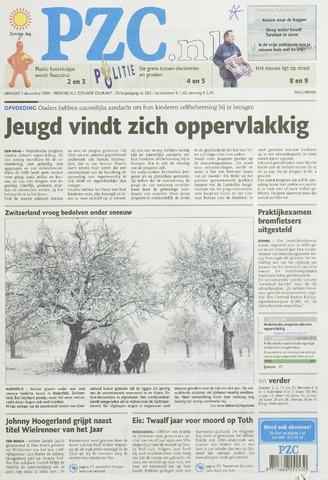 Provinciale Zeeuwse Courant 2009-12-01