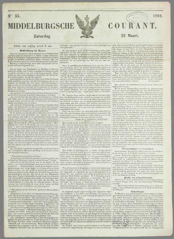 Middelburgsche Courant 1862-03-22
