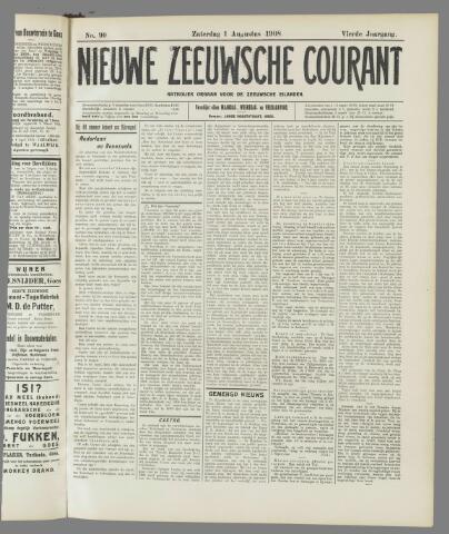 Nieuwe Zeeuwsche Courant 1908-08-01