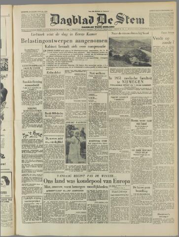 de Stem 1950-12-21