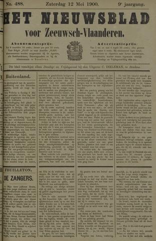 Nieuwsblad voor Zeeuwsch-Vlaanderen 1900-05-12