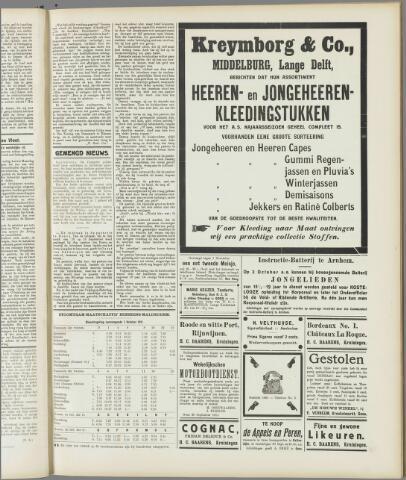 Nieuwe Zeeuwsche Courant 1911-10-03