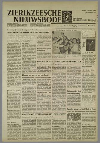 Zierikzeesche Nieuwsbode 1963-10-04