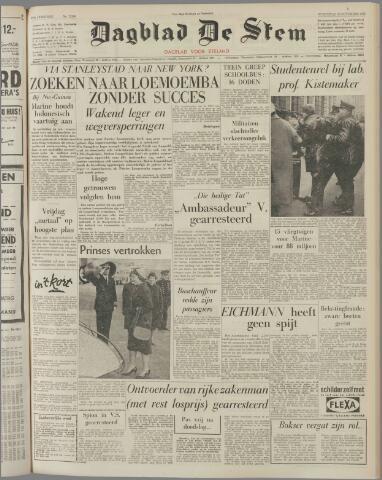 de Stem 1960-11-30