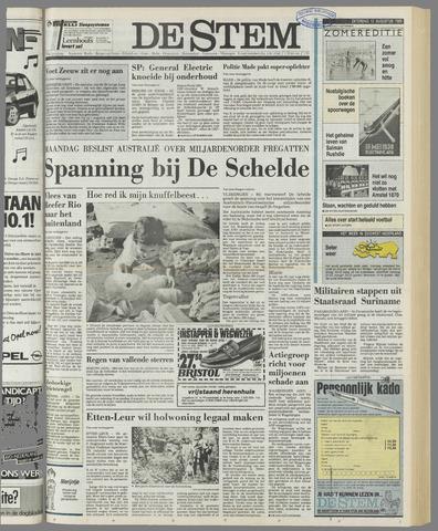 de Stem 1989-08-12