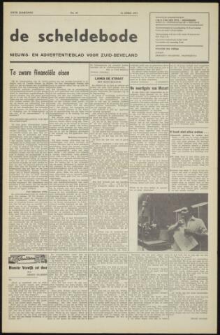 Scheldebode 1971-04-16