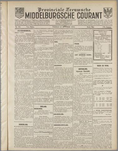 Middelburgsche Courant 1932-10-21