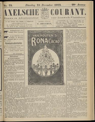 Axelsche Courant 1912-12-24