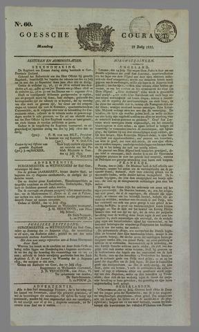 Goessche Courant 1833-07-29