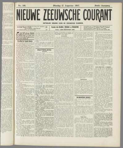 Nieuwe Zeeuwsche Courant 1907-08-27
