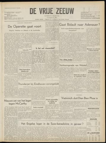 de Vrije Zeeuw 1954-03-13
